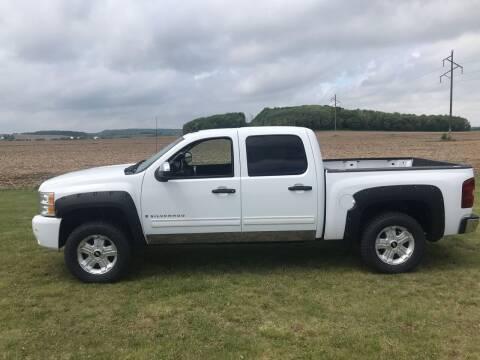 2009 Chevrolet Silverado 1500 for sale at BLAESER AUTO LLC in Chippewa Falls WI