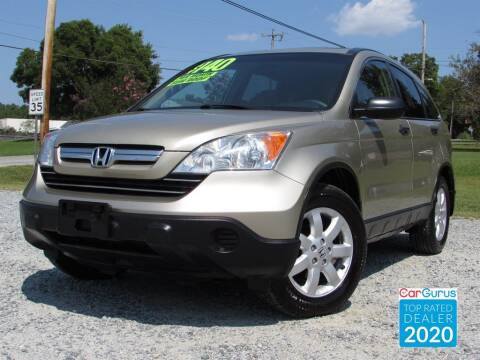 2008 Honda CR-V for sale at High-Thom Motors in Thomasville NC