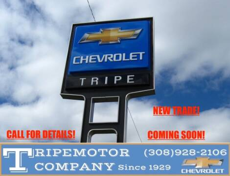 2013 Chevrolet Silverado 1500 for sale at Tripe Motor Company in Alma NE