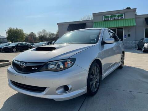 2009 Subaru Impreza for sale at Cross Motor Group in Rock Hill SC