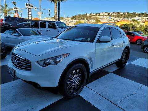 2010 Infiniti FX35 for sale at AutoDeals in Daly City CA