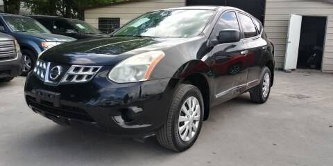 2011 Nissan Rogue for sale at AUTOTEX FINANCIAL in San Antonio TX