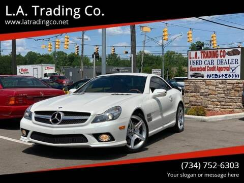 2011 Mercedes-Benz SL-Class for sale at L.A. Trading Co. in Woodhaven MI