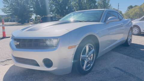 2011 Chevrolet Camaro for sale at Capital Motors in Raleigh NC