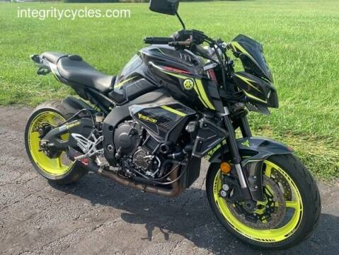 2017 Yamaha FZ 10 for sale at INTEGRITY CYCLES LLC in Columbus OH