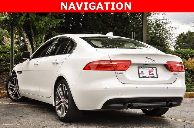 2017 Jaguar XE AWD 35t Premium 4dr Sedan - Atlanta GA