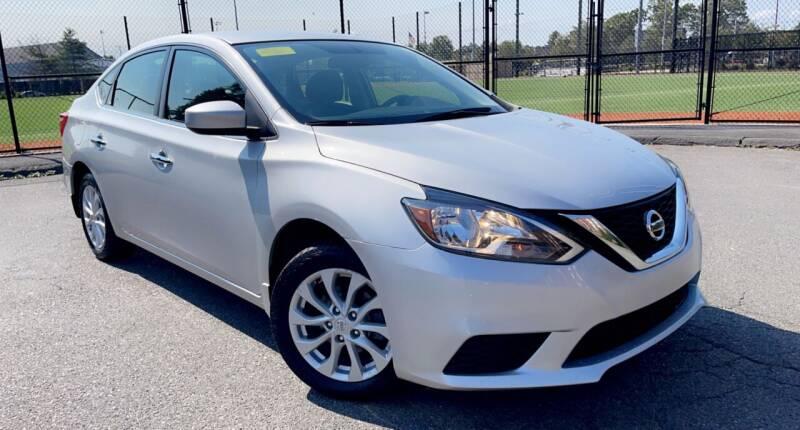 2019 Nissan Sentra for sale at Maxima Auto Sales in Malden MA