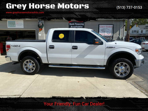 2014 Ford F-150 for sale at Grey Horse Motors in Hamilton OH