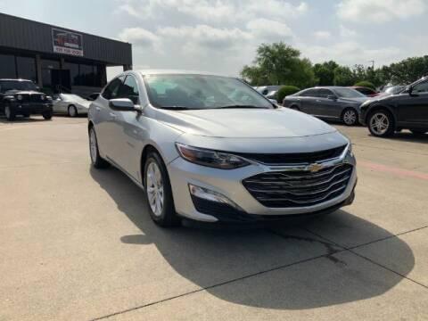 2020 Chevrolet Malibu for sale at KIAN MOTORS INC in Plano TX