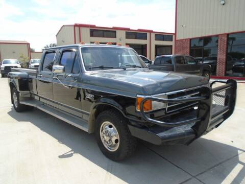 1989 Ford F-350 for sale at Premier Foreign Domestic Cars in Houston TX