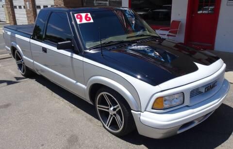 1996 GMC Sonoma for sale at VISTA AUTO SALES in Longmont CO