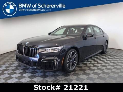 2021 BMW 7 Series for sale at BMW of Schererville in Shererville IN