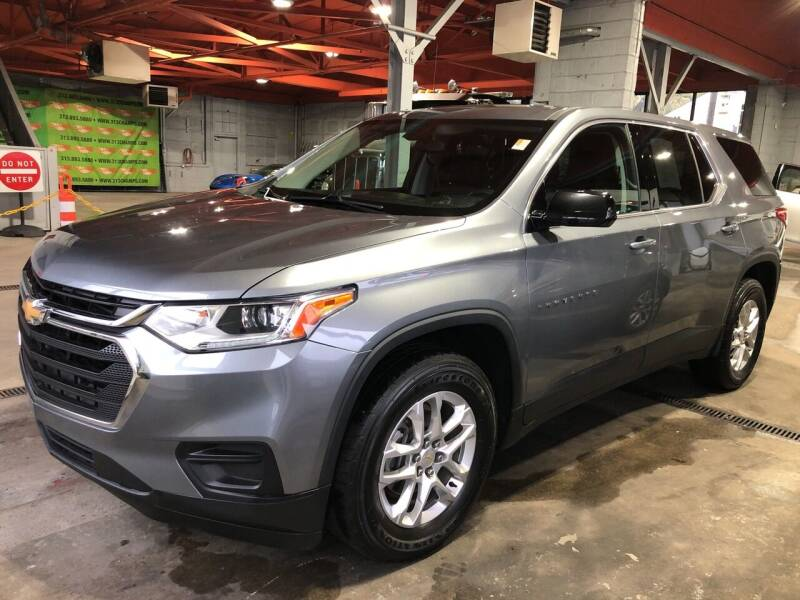 2018 Chevrolet Traverse for sale at Champs Auto Sales in Detroit MI