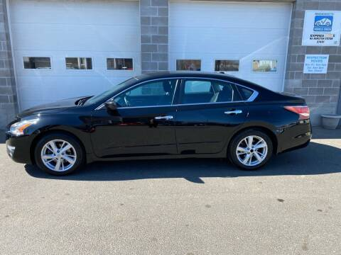 2015 Nissan Altima for sale at Pafumi Auto Sales in Indian Orchard MA