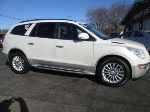 2009 Buick Enclave for sale at Bob's Auto Sales in Canton OH