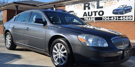 2009 Buick Lucerne for sale at R & L Autos in Salisbury NC