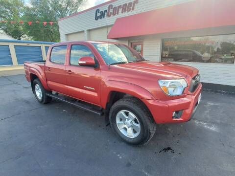 2015 Toyota Tacoma for sale at Car Corner in Mexico MO
