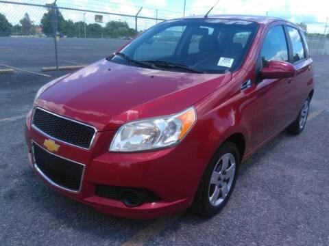 2011 Chevrolet Aveo for sale at Cj king of car loans/JJ's Best Auto Sales in Troy MI