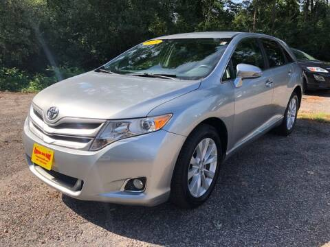 2015 Toyota Venza for sale at KINGSTON AUTO SALES in Wakefield RI