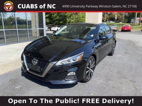 2019 Nissan Altima for sale at Summit Credit Union Auto Buying Service in Winston Salem NC