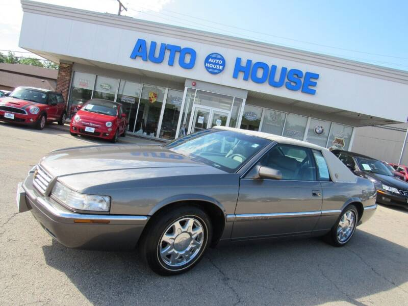 1999 Cadillac Eldorado for sale at Auto House Motors in Downers Grove IL