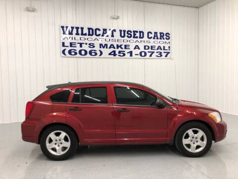 2008 Dodge Caliber for sale at Wildcat Used Cars in Somerset KY