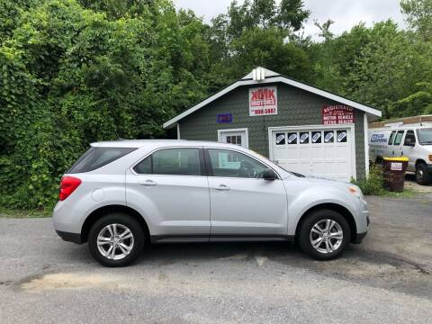 2011 Chevrolet Equinox for sale at KMK Motors in Latham NY