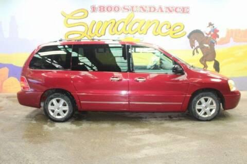 2004 Mercury Monterey for sale at Sundance Chevrolet in Grand Ledge MI
