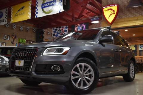 2015 Audi Q5 for sale at Chicago Cars US in Summit IL