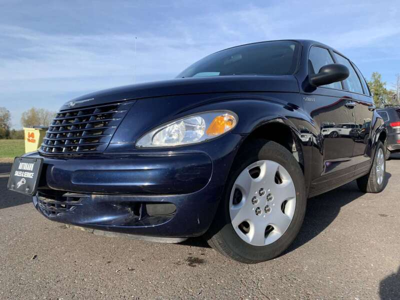 2005 Chrysler PT Cruiser for sale at Autobahn Sales And Service LLC in Hermantown MN