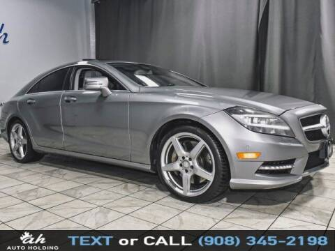 2014 Mercedes-Benz CLS for sale at AUTO HOLDING in Hillside NJ