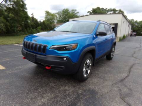 2019 Jeep Cherokee for sale at Rose Auto Sales & Motorsports Inc in McHenry IL