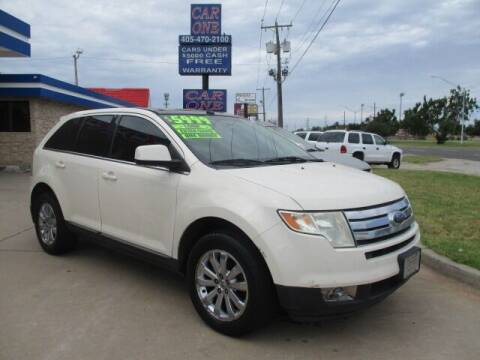 2008 Ford Edge for sale at CAR SOURCE OKC - CAR ONE in Oklahoma City OK