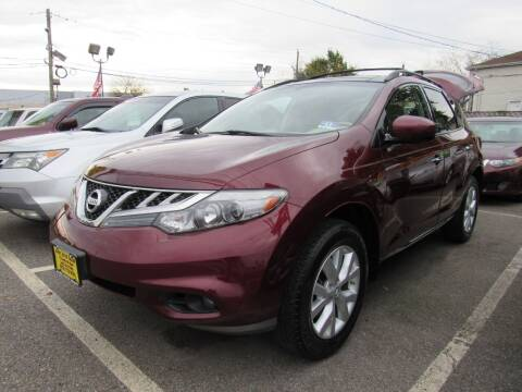 2012 Nissan Murano for sale at Lodi Auto Mart in Lodi NJ