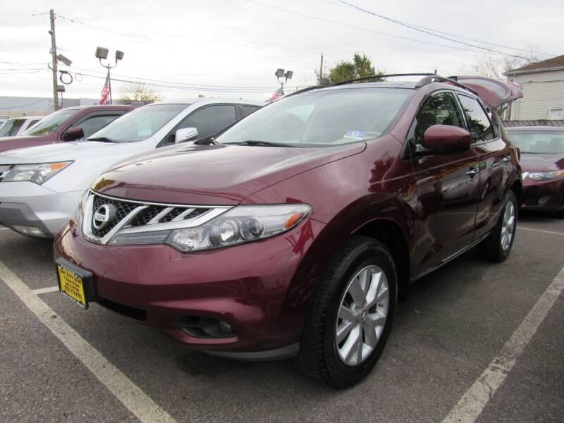 2012 Nissan Murano for sale at Lodi Auto Mart in Lodi NJ