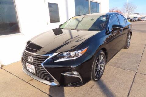 2016 Lexus ES 350 for sale at HILAND TOYOTA in Moline IL
