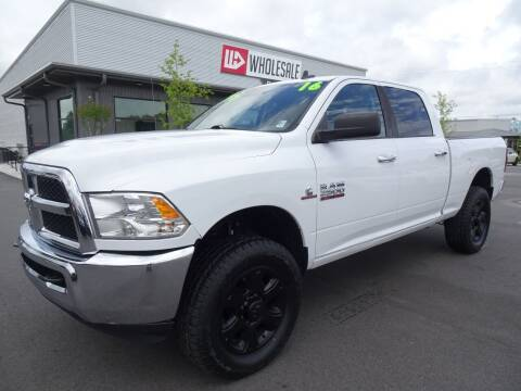 2016 RAM Ram Pickup 2500 for sale at Wholesale Direct in Wilmington NC