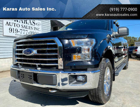 2016 Ford F-150 for sale at Karas Auto Sales Inc. in Sanford NC