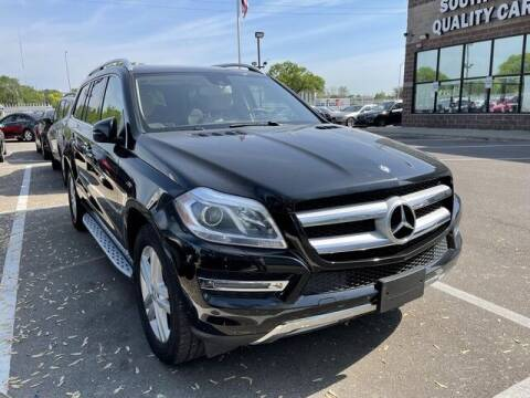 2013 Mercedes-Benz GL-Class for sale at SOUTHFIELD QUALITY CARS in Detroit MI