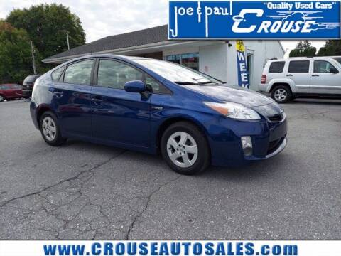 2010 Toyota Prius for sale at Joe and Paul Crouse Inc. in Columbia PA