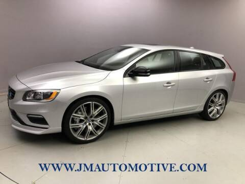 2017 Volvo V60 for sale at J & M Automotive in Naugatuck CT