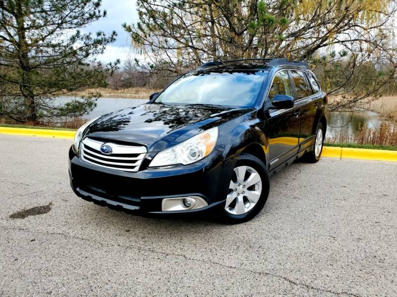 2011 Subaru Outback for sale at Excalibur Auto Sales in Palatine IL