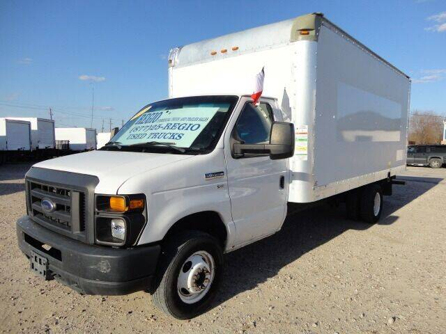 2013 Ford E-350 for sale at Regio Truck Sales in Houston TX
