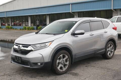 2017 Honda CR-V for sale at STRICKLAND AUTO GROUP INC in Ahoskie NC