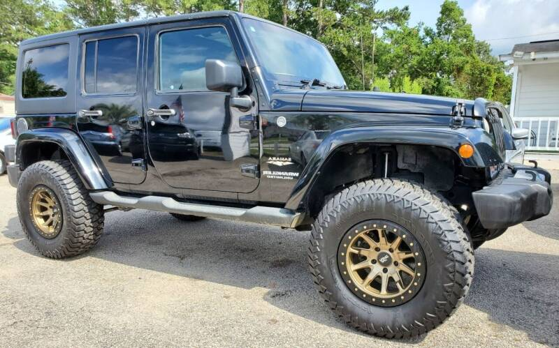 2011 Jeep Wrangler Unlimited for sale at Rodgers Enterprises in North Charleston SC