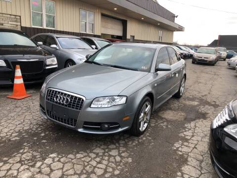 2008 Audi A4 for sale at Six Brothers Auto Sales in Youngstown OH