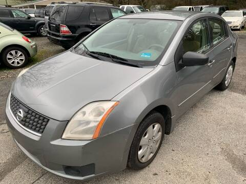 2007 Nissan Sentra for sale at ATLANTA AUTO WAY in Duluth GA