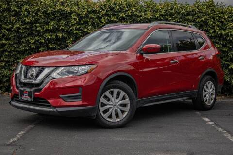 2017 Nissan Rogue for sale at 605 Auto  Inc. in Bellflower CA