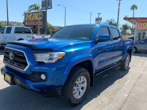 2016 Toyota Tacoma for sale at Mac Auto Inc in La Habra CA