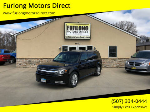 2013 Ford Flex for sale at Furlong Motors Direct in Faribault MN